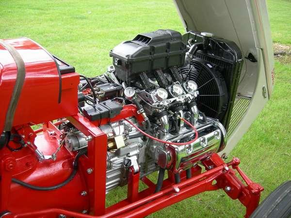 Marvin Baumann Antique Tractors