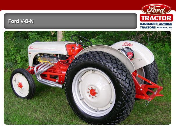 Old Tractor Keys : Marvin baumann antique tractors
