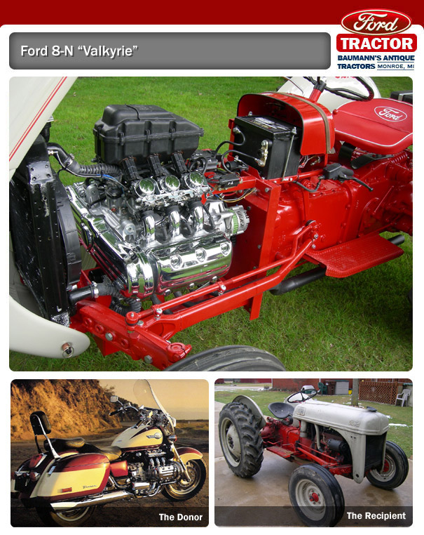 Ford 8n Tractor Builds And Project Cars Forum